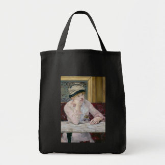 Plum Brandy by Edouard Manet Canvas Bag