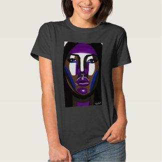 Plum Face Shirt