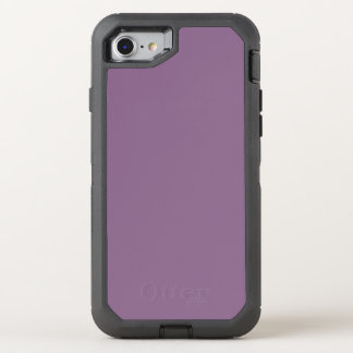 Plum Solid Color OtterBox Defender iPhone 8/7 Case