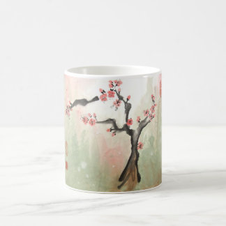 Plum Tree Coffee Mug