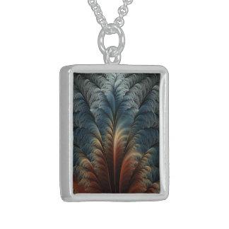 Plumage Abstract Art Custom Jewelry