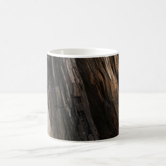 Plumas Eureka State Park tree bark mug