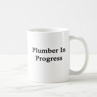 Plumber In Progress Coffee Mug