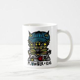 """""""Plumber Kat"""" 11 oz Classic Mug"""