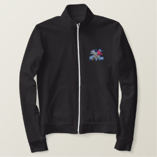 Plumber Logo Embroidered Jacket