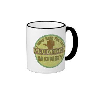 Plumber Ringer Mug