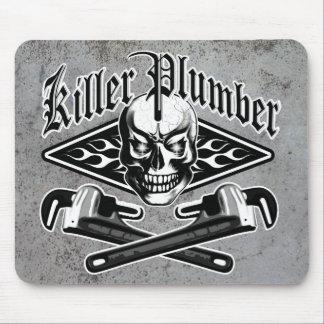 Plumber Skull: Killer Plumber 3.1 Mouse Pad