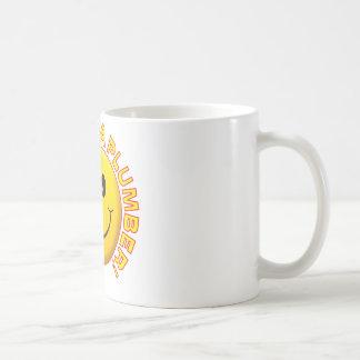 Plumber Trust Me Smile.pdf Basic White Mug