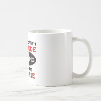 Plumber With Attitude Mug