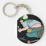 PLUMBERS CRACK KEYCHAINS