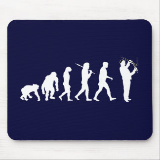 Plumbing Evolution Plumber Pipefitter Pipe Sewer Mousepads