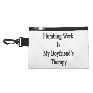 Plumbing Work Is My Boyfriend s Therapy Accessories Bags