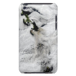Plume from Okmok Volcano, Aleutian Islands 2 Barely There iPod Cases