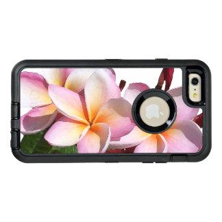 Plumeria Flowers Floral Garden Case