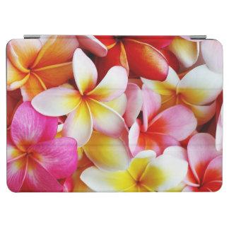 Plumeria Flowers Hawaiian Frangipani Floral iPad Air Cover