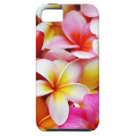 Plumeria Frangipani Hawaii Flower Customised iPhone 5 Case