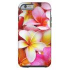 Plumeria Frangipani Hawaii Flower Customised Tough iPhone 6 Case