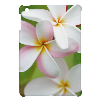 Plumeria Frangipani Hawaii Flower Customized Blank Cover For The iPad Mini