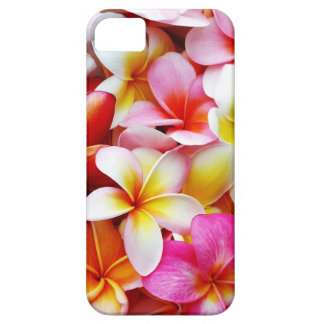 Plumeria Frangipani Hawaii Flower Customized iPhone 5 Case