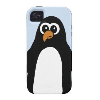 Plump Penguin iPhone 4/4S Cover