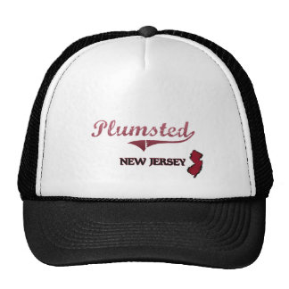Plumsted New Jersey City Classic Mesh Hats