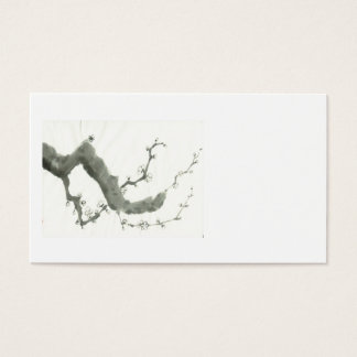 plumtree japanese business card