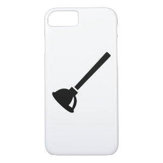 Plunger plumber iPhone 7 case