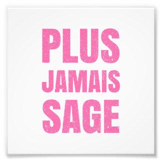 Plus Jamais Sage - Naughty Girl or Boy Photograph