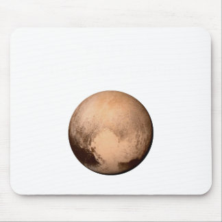 PLUTO FOR PLANETHOOD - JOIN THE CAMPAIGN! (space) Mouse Pad