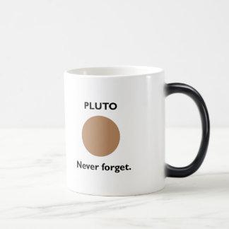 Pluto Morphing Mug