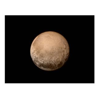 Pluto, my favorite planet - New Horizons NASA Postcard