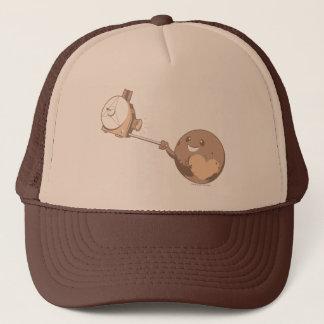 Pluto Selfie Trucker Hat