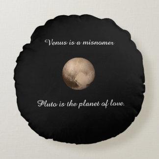 Pluto's Heart Pillow