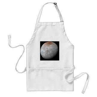Pluto's Largest Moon: Charon Standard Apron