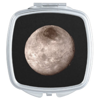 PLUTO'S MOON CHARON (solar system) ~ Mirrors For Makeup