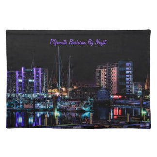 Plymouth Barbican View Placemat