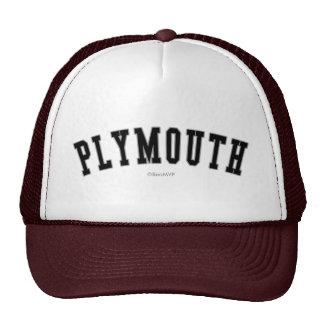 Plymouth Cap