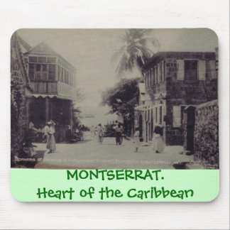 Plymouth - Corner of George & Parliament Streets, Mouse Pad