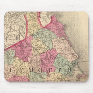 Plymouth County Mouse Pad