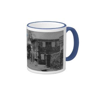 Plymouth - George Street & Parliament Street Ringer Mug