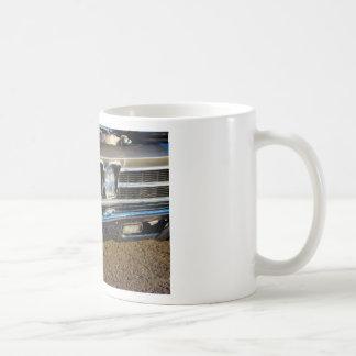 Plymouth grill coffee mug