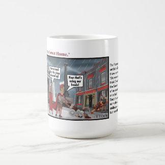 Plymouth; 'Home sweet Rome.' Coffee Mug