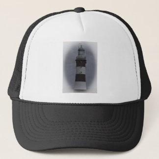 Plymouth lighthouse UK Trucker Hat