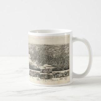 Plymouth Massachusetts (1882) Coffee Mug
