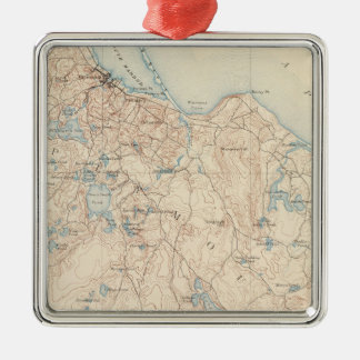 Plymouth, Massachusetts Christmas Ornament