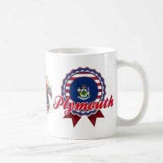 Plymouth, ME Coffee Mugs
