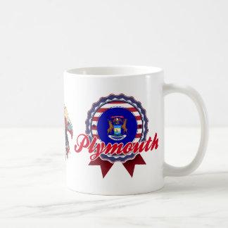 Plymouth, MI Mugs