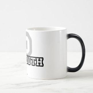 Plymouth Morphing Mug