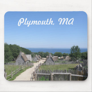Plymouth Mouse Pads