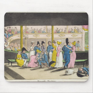 Plymouth Playhouse, plate from 'The Adventures of Mouse Mat